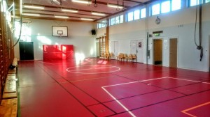 Bäckahagens skolas gym 2