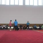 before training 2