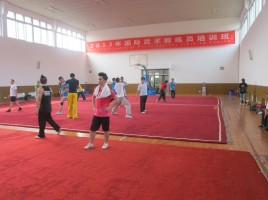 changquan training