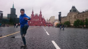 Rom Red Square